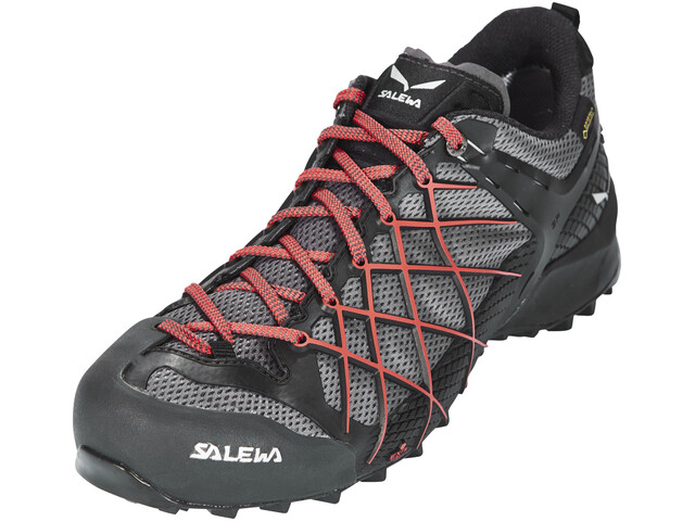 Salewa M's Wildfire GTX Shoes Black Out/Bergot